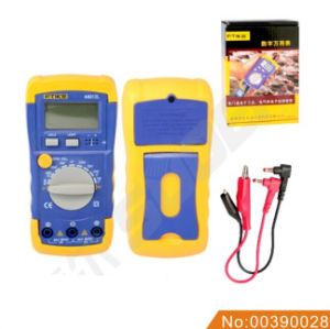 Suoer Capacitance Meter Digital Multimeter (30090028) pictures & photos