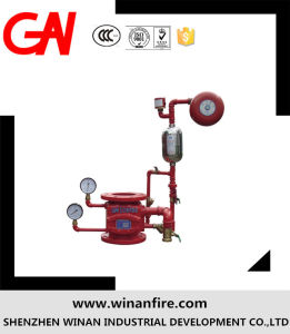 High Quality Wet Alarm Check Valve for Fire Fighting pictures & photos