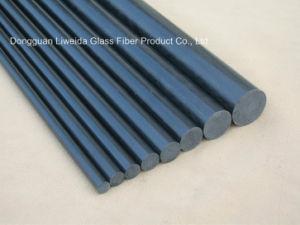 High Temperature Tolerance Carbon Fiber Rod/Bar/Soild Rod pictures & photos