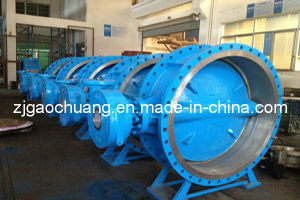 Flange Butterfly Valve (Wafer Type)