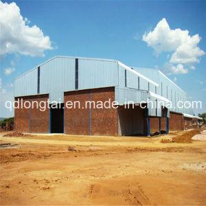 Crane Inside Light Steel Frame Workshop Building pictures & photos