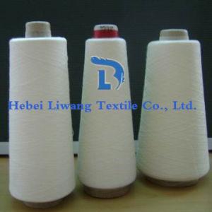 100% Polyester Spun Yarn Recycled Ne 24/1