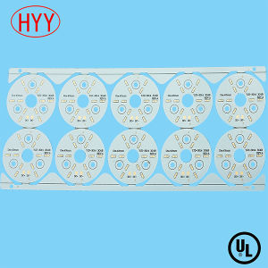 High Power LED Aluminum PCB 120143