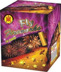 16s Fly Fireworks 1.4G Consumer Fireworks (KL0816)