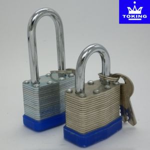 Laminated Padlock with Cylinder (1505) pictures & photos