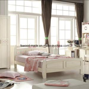 Children′s Wooden Bedroom Furniture (07006#)