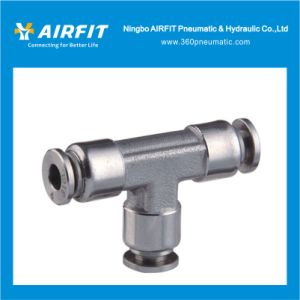 Stainless Steel (S. S. 316) One-Touch Fittings (SSE)