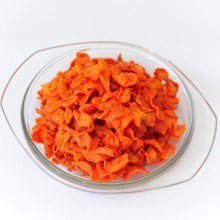 Organic Dried Dehydrated Carrot Flakes (ISO; HACCP) pictures & photos