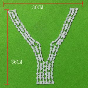 Fashion Cotton Appliques Cotton Lace Collar (cn94) pictures & photos