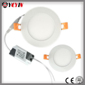 Round Embedded LED Panel light 12W