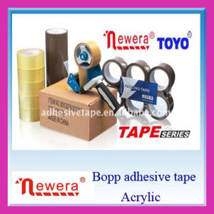 Normal Wide BOPP Material Adhesive Gum Packing Tape for Carton Sealing pictures & photos