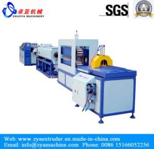 PE Carbon Spiral Reinforcing Pipe Production Line pictures & photos