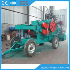Ly-316 Latest Updated Mobile Drum Wood Chipper New pictures & photos