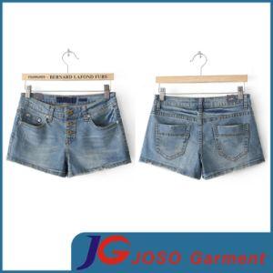 Hot Sexy Ladies Denim Shorts (JC6094) pictures & photos