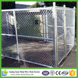 Chain Link Fence - Widely Accepted Fence System for Residential Applications pictures & photos