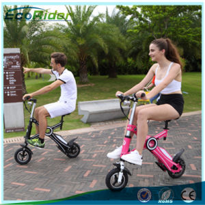 Electric Bicycle Foldable with Panasonic Lithium Battery 36V pictures & photos