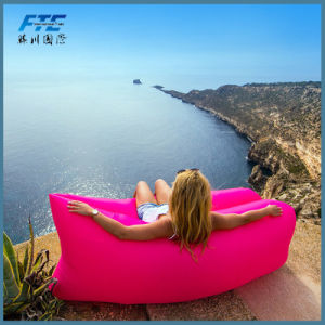 Comfortable Inflatable Traveling Lazy Bag pictures & photos