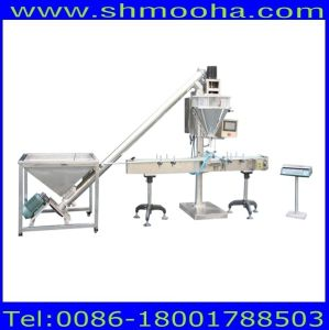 Semi Automatic Powder Packing Machine/Auger Filler/Powder Bag or Cans Filling Machine pictures & photos