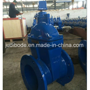Ductile Iron Ggg50 Sluice Gate Valve for Water pictures & photos