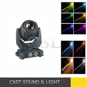 Clay Paky 120W Sharpy 2r Beam Moving Head Stage Lighting pictures & photos