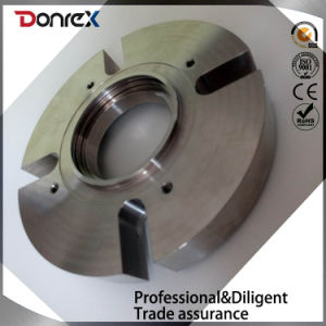 Custom CNC Machining Stainless Steel Flange Made in China pictures & photos