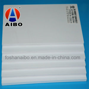 0.45 Density Wall Panel PVC Foam Sheet Forex Board pictures & photos