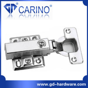 Durable Iron Furniture Nickel Plated Cabinet Hydraulic Hinges (B12) pictures & photos