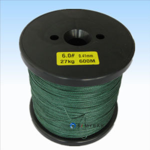 Multicolor Braided Fishing Line pictures & photos