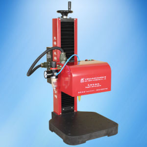 Benchtop Pneumatic Engraving Machine for Metal pictures & photos