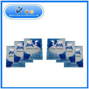Water Based Lubricant Sachet 5ml with Free Samples pictures & photos