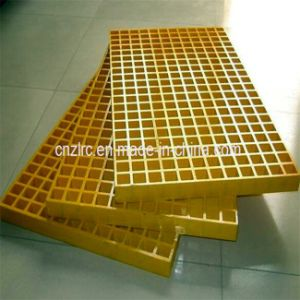 FRP GRP Decorative Grating Decoration Grating Building Grating pictures & photos