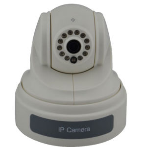 IR Megapixel CCD Full-HD IP Camera Within IR Night Vision for Indoor (VC-V7008A) pictures & photos