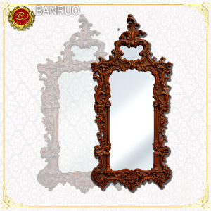 White Wooden Picture Frame (PUJK12-F4) pictures & photos