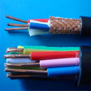 PVC Sheathed Flexible Control Cable pictures & photos