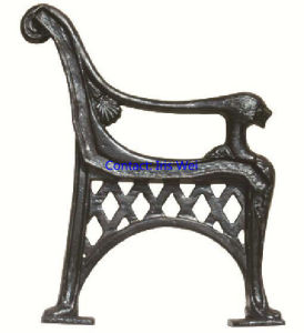 Cast Ductile Iron Bench Frame (BC. B-A8) pictures & photos