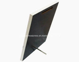 12mm Sublimation MDF Photoframe with Stand pictures & photos