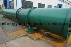 Airflow Rotary Drum Wood Sawdust Dryer with CE pictures & photos