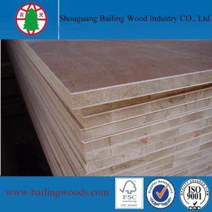 Shandong Furniture High Quality Veneer Blockboard