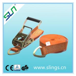 3t*8m 35mm Ratchet Strap Cam Buckle Sln Ce GS pictures & photos