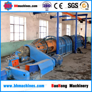 Economical and Practical Automatic 400mm Tubular Strander/Aluminum Wire Stranding Machinery pictures & photos