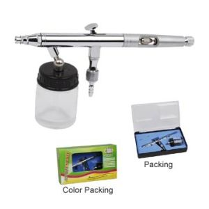 New 0.5mm Spray Airbrush Kit Gun Paint Pr-182A pictures & photos