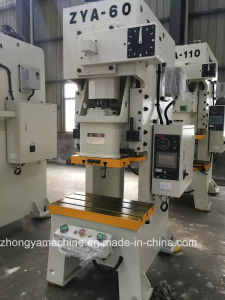Crank Pneumatic Punching Power Press Machine Zya-25ton pictures & photos