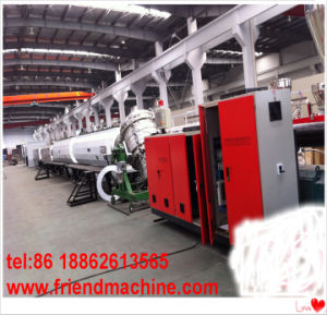 PVC PE PP Plastic Pipe Extrusion Machinery pictures & photos