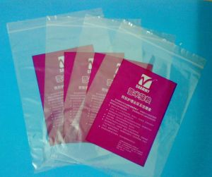 PE Zip Lock Bag/Polyethylene Bag/PE Zipper Plastic Bag pictures & photos