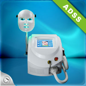 IPL Hair Removal Machine with LED Mask pictures & photos