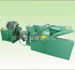Hydraulic Waste Baler