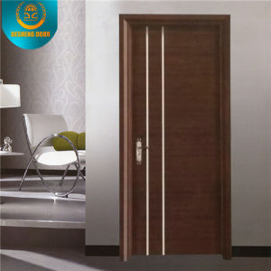 Modern Style Solid Wood Composite Door for Hotel Apartment or School for Middle East (DS-080) pictures & photos