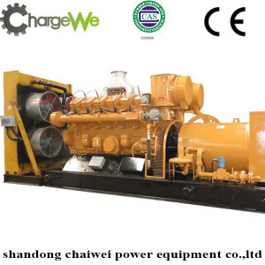 Shandong Charge We 100kw Coal Mine Gas Generator pictures & photos