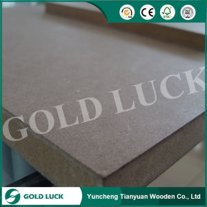 (1.8mm - 18mm) Raw MDF / Plain MDF pictures & photos