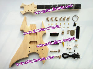 Afanti Music / Ash Body DIY Electric Guitar Kit (AEX-926K) pictures & photos
